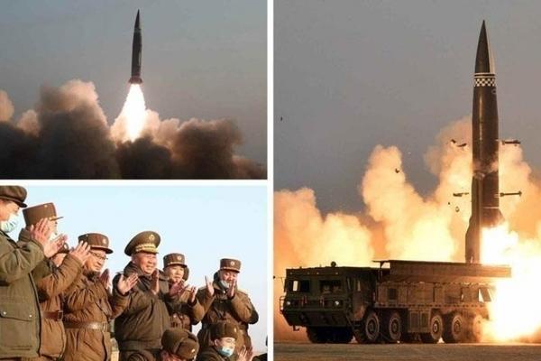Tên lửa Triều Tiên vừa phóng thử 'khủng' cỡ nào?