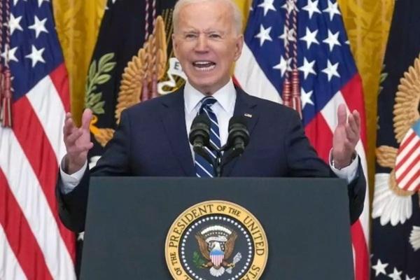 Tổng thống Biden quyết không để Trung Quốc vượt Mỹ