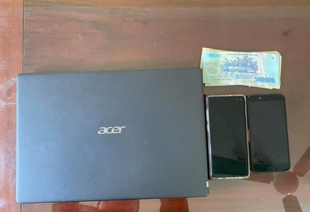 Đi bắt ếch, nam thanh niên 'tranh thủ' vào nhà dân trộm laptop, điện thoại và tiền