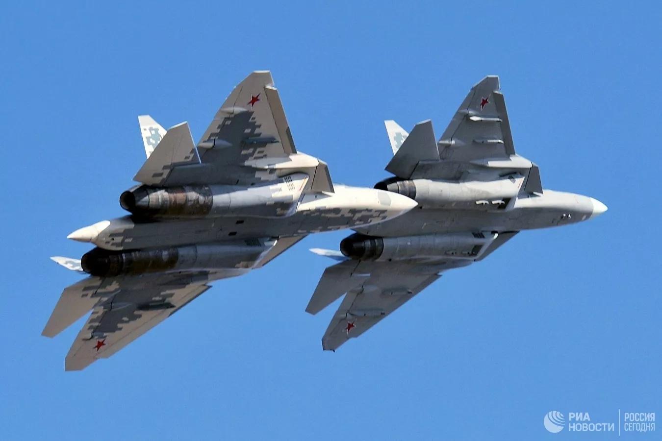 Thực hư việc giao hàng tiêm kích Su-57 bị gián đoạn?