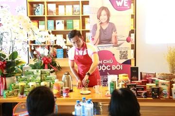 Bà Lê Hoàng Diệp Thảo liên tục tung dự án mới, kể cả bán trà sữa