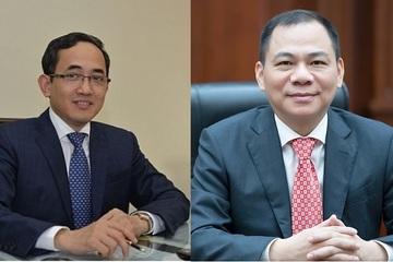 """Hai tỷ phú tung """"bom tấn"""" xe Việt, thị trường phấn khích"""
