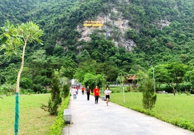 Du lịch,khu di tích lịch sử Kim Đồng