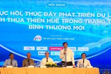 Sát cánh cùng Thừa Thiên Huế phục hồi, thúc đẩy phát triển du lịch