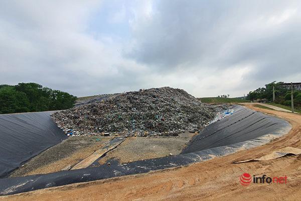 rác thải,bãi rác,xử lý rác,ô nhiễm môi trường,bảo vệ môi trường,Thừa Thiên Huế,Huế