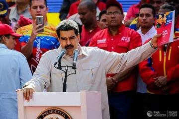 Vì sao Facebook chặn tài khoản của Tổng thống Venezuela?