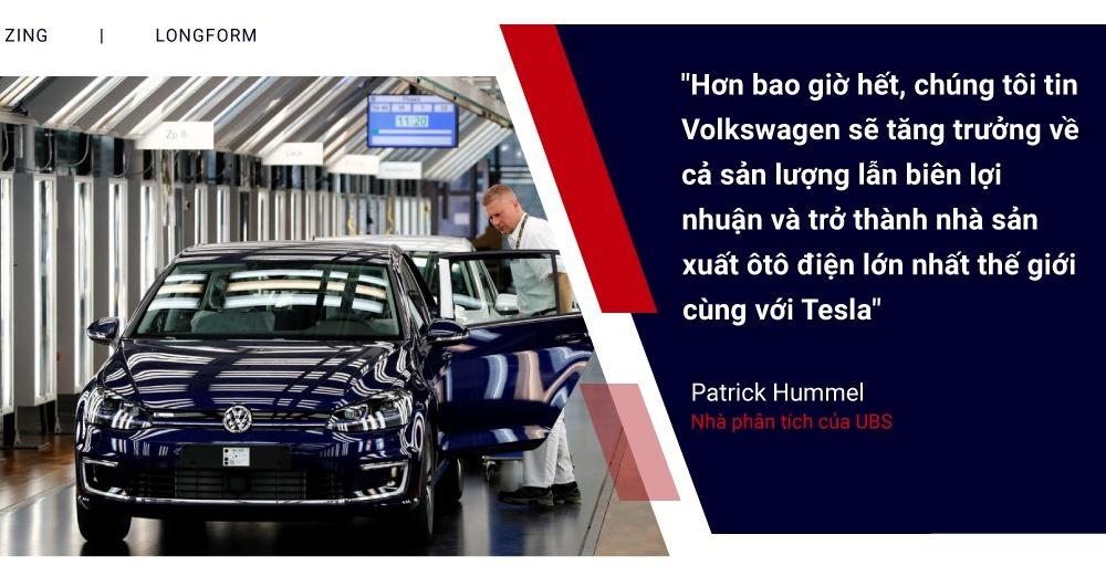 Vì sao các hãng ôtô đua nhau sản xuất xe điện