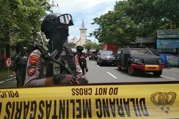 Cháy nhà máy lọc dầu ở Indonesia, 20 người bị thương, 1.000 người phải sơ tán