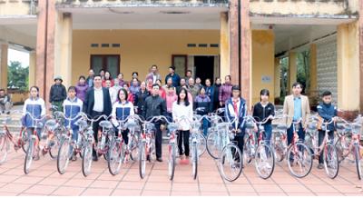 Thái Bình: Chăm lo cho học sinh nghèo với các hoạt động xã hội hóa giáo dục