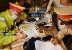 Hai tuần, CSGT cả nước xử lý gần 10.000 lái xe vi phạm cồn, ma túy