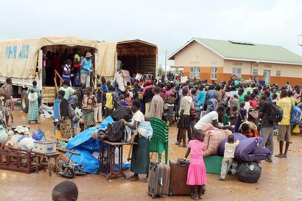 sudan,người tị nạn