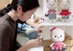 Bỏ nghề bác sĩ, mẹ đơn thân tự khởi nghiệp nghề thú bông handmade