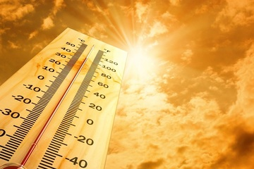 Bắc Trung Bộ nắng nóng gay gắt trên 40 độ C