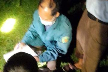 Hà Tĩnh: Phó Chủ tịch xã mang bê bệnh sang xã khác chôn trộm
