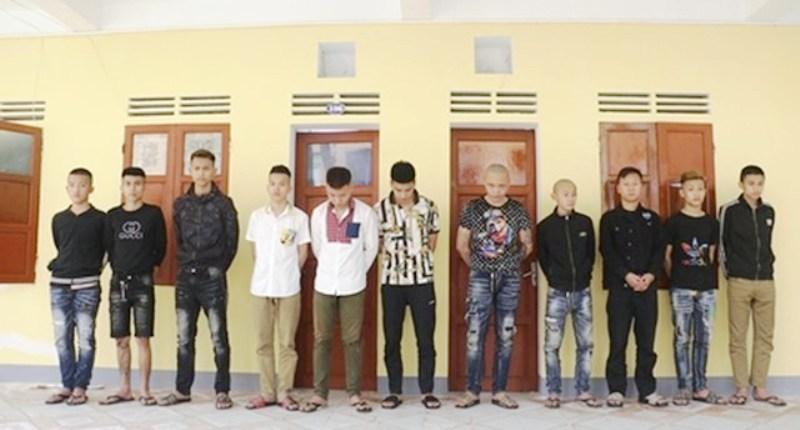 """Kẻ cầm đầu vụ """"chôn sống"""" nam thanh niên bị bắt khi trốn ở Hà Nội"""