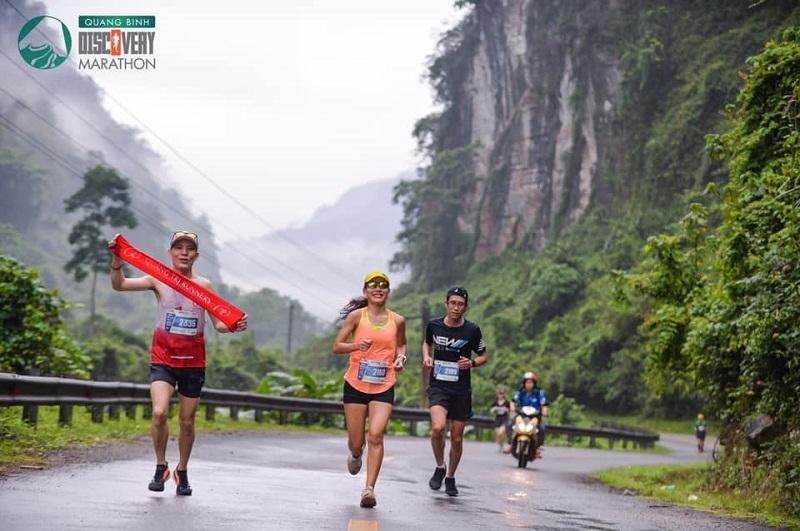 Kích cầu du lịch từ các giải chạy marathon