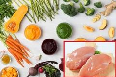 Cách nấu cháo thịt gà thơm ngon cho bé ăn dặm
