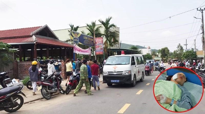 Án mạng 3 người thương vong ở Quảng Nam: Người vợ rùng mình kể lại ngày định mệnh