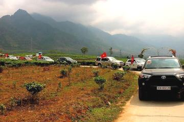 Kích cầu du lịch nội địa bằng hành trình du lịch VGreen Caravan