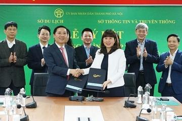 Đẩy mạnh hợp tác, quảng bá du lịch Hà Nội trên các nền tảng số