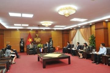 Hà Lan sẵn sàng hợp tác với Việt Nam về năng lượng tái tạo