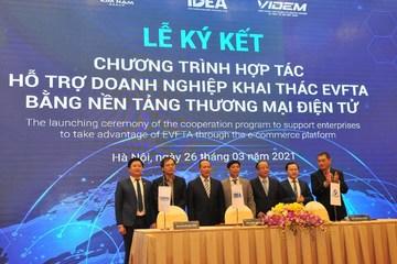 Sàn thương mại điện tử kết nối doanh nghiệp Việt Nam-EU