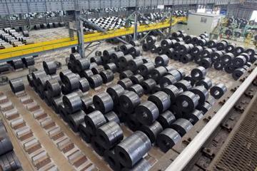 Áp thuế chống bán phá giá thép Hàn Quốc 4,95%