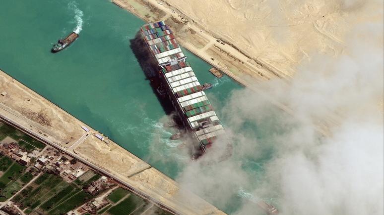 Báo Đức: Sự cố kênh đào Suez là biểu hiện của 'toàn cầu hóa bế tắc'