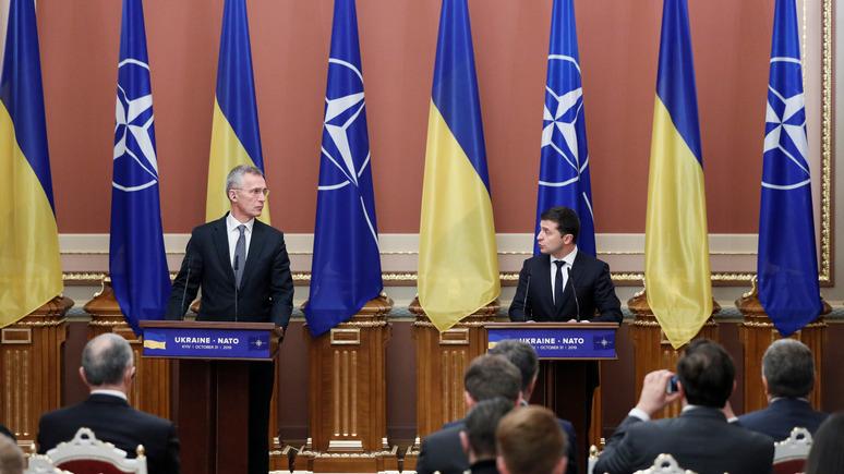 Ba kịch bản cho sự phát triển quan hệ giữa Ukraine và NATO