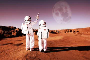 Tim của phi hành gia Mỹ bị nhỏ lại sau một năm trong không gian
