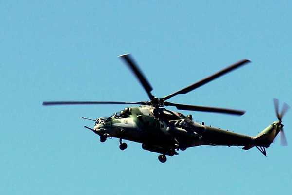Tình hình Syria: Tướng Nga hé lộ nhiệm vụ của trực thăng Mi-35 ở Syria