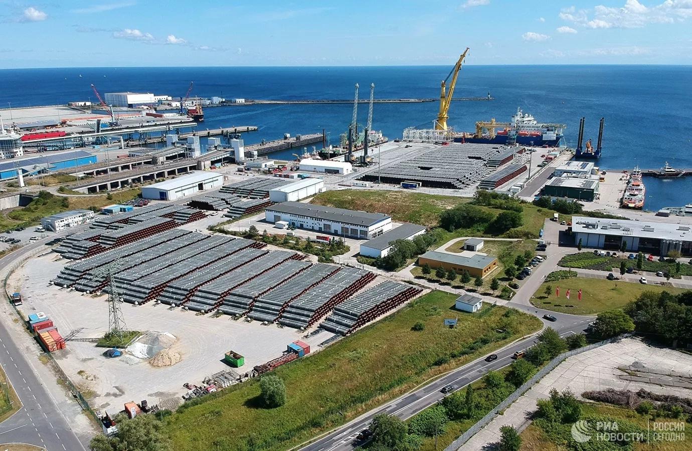 Quan chức Đức kêu gọi tạm dừng Nord Stream 2?