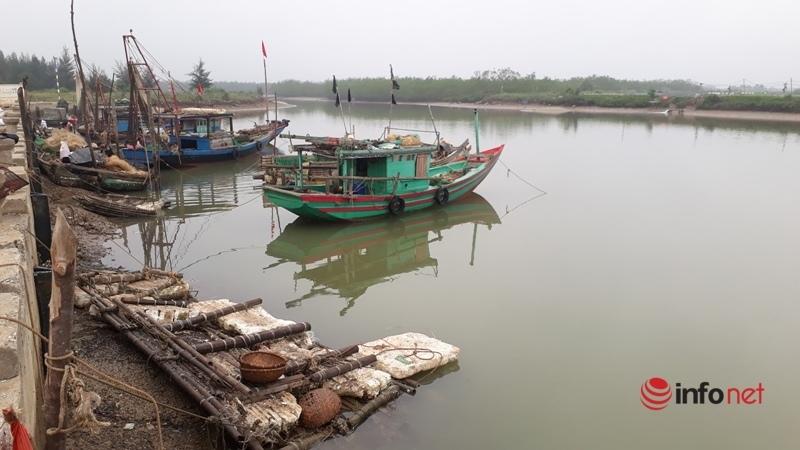 Thanh Hóa: Hàng chục tỷ đồng chôn vùi ở cảng cá bị bồi lắng