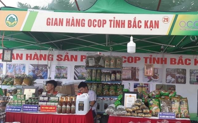 Nhiều kết quả thành công ở chương trình sản phẩm OCOP tại Bắc Kạn