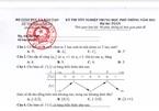 Gợi ý đáp án đề minh họa thi tốt nghiệp THPT 2021 của Bộ Giáo dục và Đào tạo