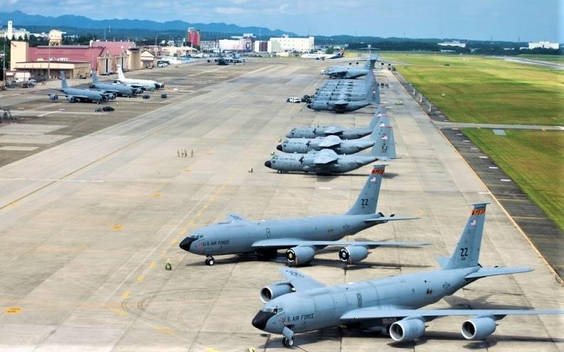 Ảnh 2: Căn cứ không quân Incirlik. Nguồn: Sina.