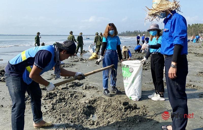 """Hiệu quả từ chiến dịch """"Hãy làm sạch biển"""""""