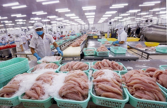Phát triển thủy sản,xuất khẩu thủy sản
