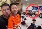"""BTV Quang Minh lo lắng nhận """"tin sét đánh"""": Con trai được phân công làm MC ở lớp"""