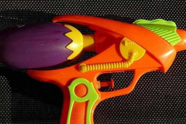 Tội phạm ở Ấn Độ thường xuyên mang súng đồ chơi đi gây án