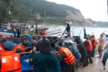 Kiên Giang triển khai đồng loạt các giải pháp chống khai thác hải sản bất hợp pháp