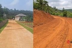 Chủ tịch Đắk Nông kiên quyết xử lý vụ tự ý mở đường, xây nhà trái phép trong rừng phòng hộ thủy điện