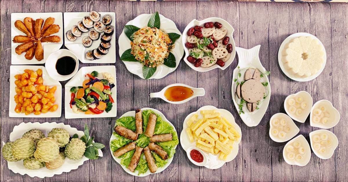 Cách chọn thực phẩm chay an toàn tránh ngộ độc thực phẩm