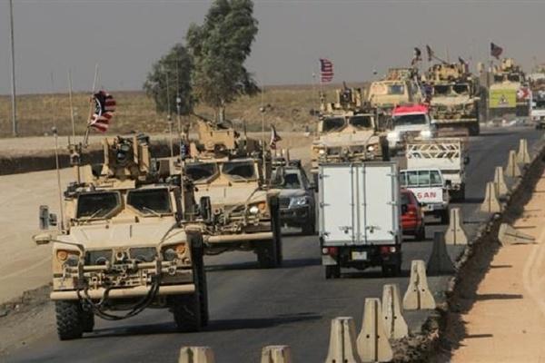 quân đội mỹ,dầu mỏ,joe biden,quân đội syria