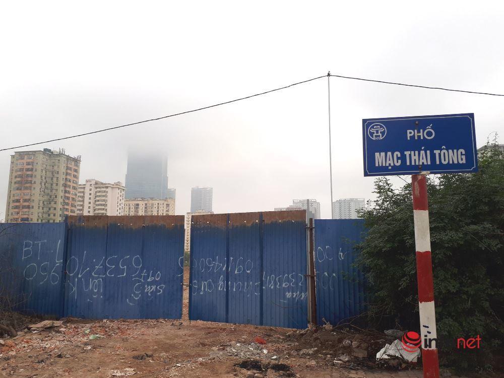 Hà Nội: Loạt dự án 'ôm' đất vàng được gia hạn vẫn... nằm im 'trơ gan cùng tuế nguyệt'