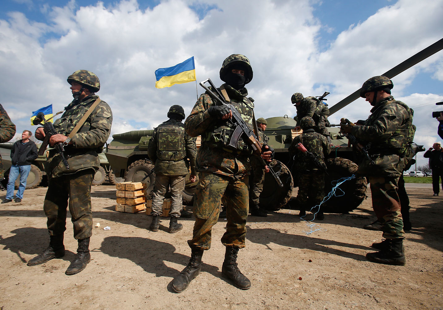 Ukraine,NATO,Nga,tập trận chung
