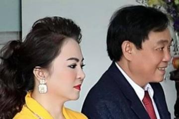 Ghi âm gây sốc bị phát tán, bà Phương Hằng tuyên bố kiện vì bị xúc phạm, ông Dũng lò vôi tuyệt đối tin vợ