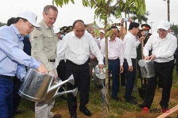 Bộ TN&MT đề xuất WWF thành lập liên minh doanh nghiệp hỗ trợ triển khai Chương trình trồng 1 tỷ cây xanh