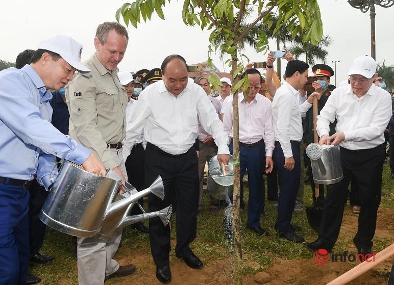 trồng cây,bảo vệ môi trường,phòng chống thiên tai
