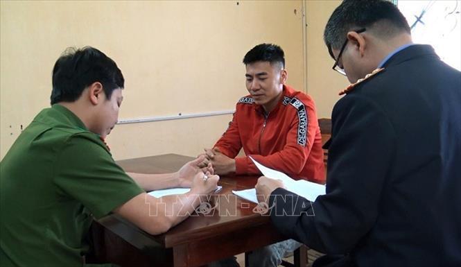Triệt phá đường dây đánh bạc qua mạng hơn 100 tỷ đồng ở Tuyên Quang